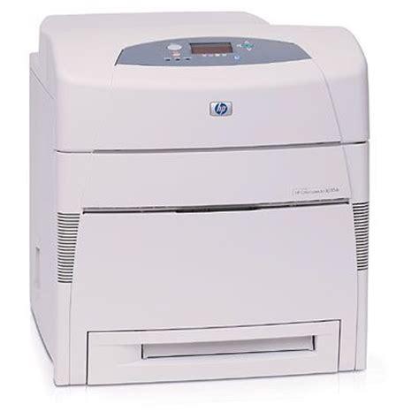Printer Hp Laserjet 5550dn hp color laserjet 5550dn laser printer refurbexperts