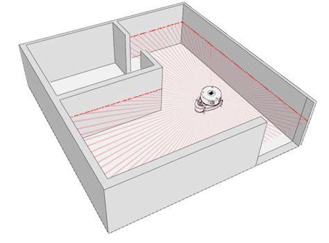 Room Scanner by 360 Degree Laser Scanner Development Kit Rplidar Let S