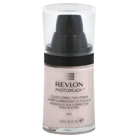 Revlon Photoready Correcting Primer revlon revlon photoready color correcting primer 0 91 oz