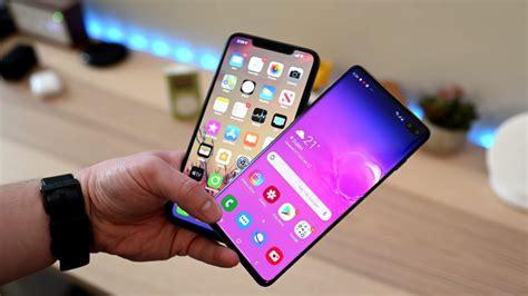 le galaxy s10 est plus int 233 ressant que l iphone xs max pour consumer reports iphoneaddict fr