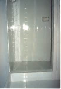 prefabricated doorless shower stalls studio design