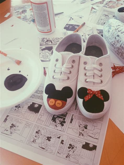 diy disney shoes 301 moved permanently