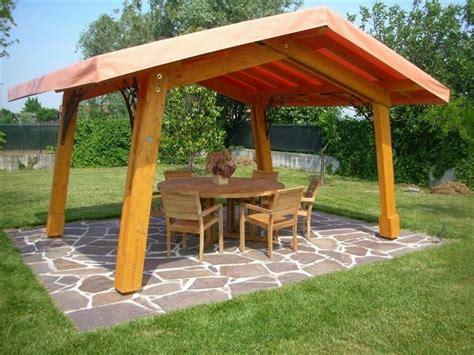 struttura gazebo in legno gazebo in legno da giardino gazebo gabezo per giardino