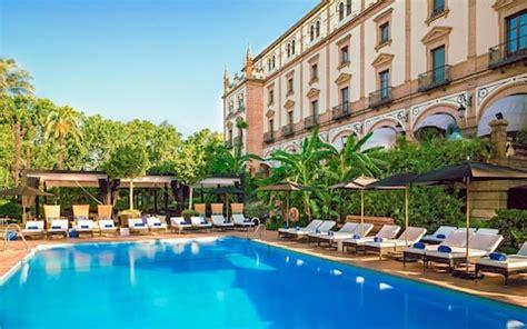 best hotels in seville spain the best luxury hotels in seville telegraph travel
