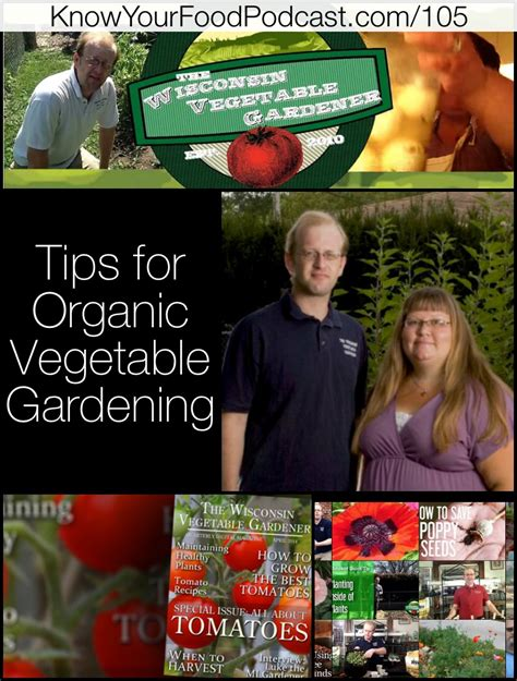 practical organic gardening the no nonsense guide to growing naturally books quot your food quot podcast 105 tips for organic vegetable