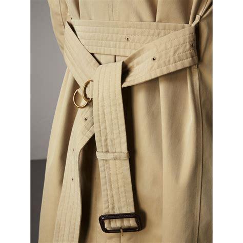 Doktor Bag Burbery 7223 2 the sandringham trench coat in honey burberry united states