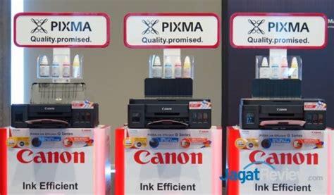 Tinta Canon Ink 790 Black canon hadirkan printer pixma ink efficient generasi baru