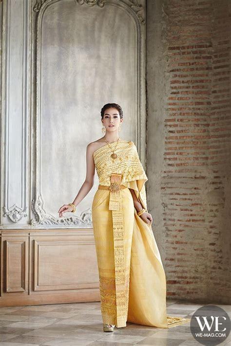 262 best thai wedding dress images on