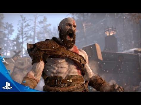 god of war film bg audio sony announces a new god of war game at e3 2016 ubergizmo