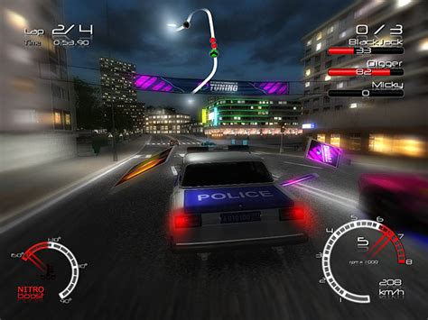 Auto Spiele Polizei by Street Racer Vs Police Game Free Download Full Version