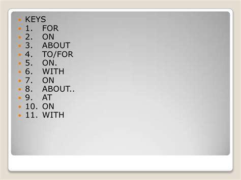verb pattern insist verbs preposition patterns practice