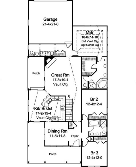 rear garage house plans 2 story house plans with rear entry garage