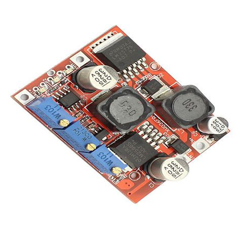Lm2577s 12 dc dc step up boost buck voltage power converter module lm2577s lm2596s ebay