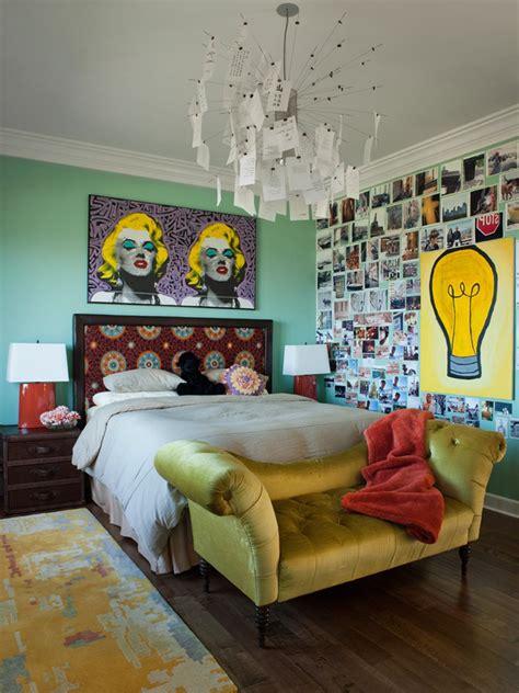 1950s Style Bedroom by Retro Style Interior Design Ideas