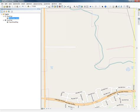 File Map Hello hello map getting started with the arcgis editor for