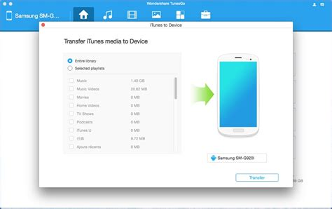 itunes for android itunes for android manage your android contents effortlessly