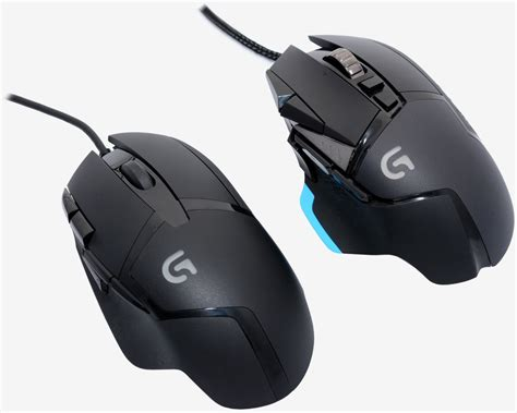 Mouse Logitech G402 logitech g402 hyperion fury mouse review techspot