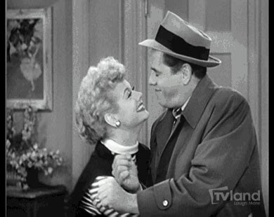 valentines animated gif black and white television gif by tv land classic find