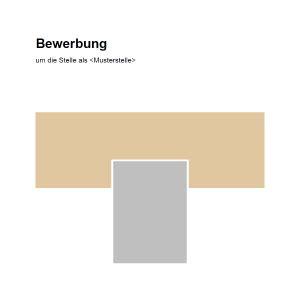 Bewerbung Deckblatt Vorlage Zum Deckblatt F 252 R Die Bewerbung Muster Und Vorlagen 2018