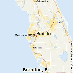 brandon florida zip code map best places to live in brandon florida