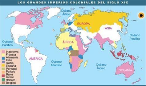 economa mundo estados unidos y alemania dos gigantes el imperialismo en el siglo xix el reparto mundo