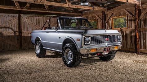 chevy blazer restomod  ringbrothers pictures  wallpapers top speed