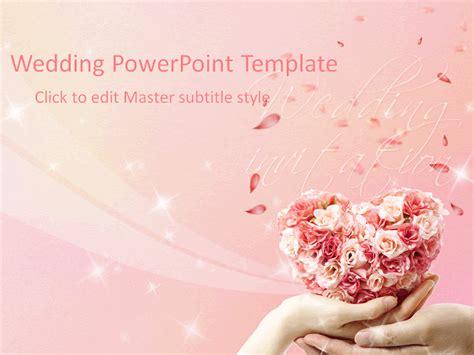 ウェディング関連で使える 無料パワポテンプレート Free Wedding Powerpoint Template おしゃれパワーポイント無料テンプレート Wedding Powerpoint Templates