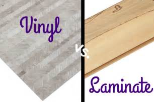 laminate vs vinyl flooring flooringinc blog