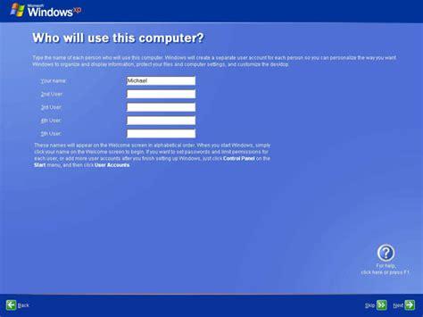 installing xp and wordpress on windows 7 installing windows xp