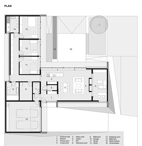stairs on floor plan gallery of house with zero stairs przemek kaczkowski