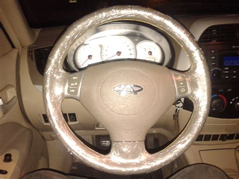 volante it auto tutorial como forrar un volante de auto en cuero desde