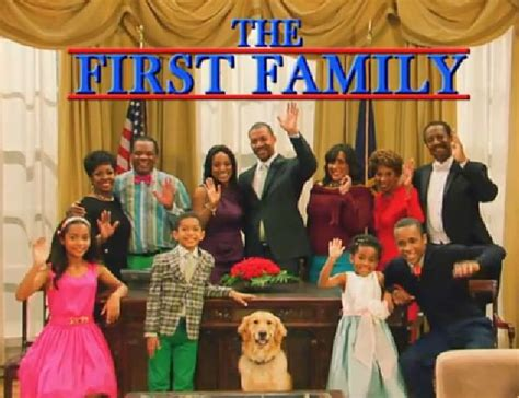 the first family picture of the first family tv series