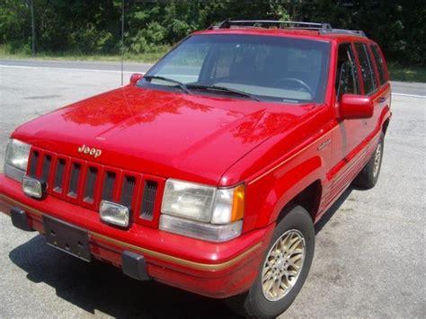95 Jeep Grand Parts Buy 93 94 95 96 97 98 Jeep Grand L Corner Park