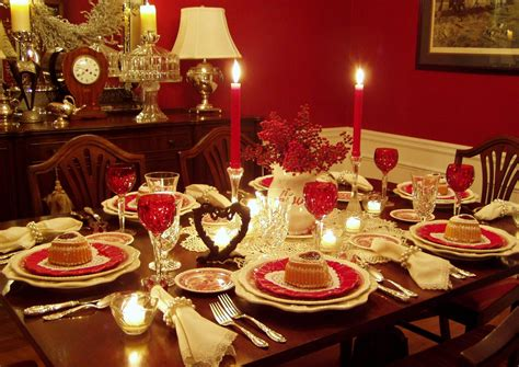 dining room place settings romantic valentine s day tablescapes table settings with