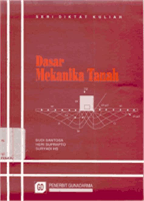 Mekanika Tanah Penerbitnova Ebook Dasar Mekanika Tanah Civiliana
