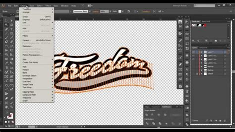 photoshop amp illustrator custom script lettering font