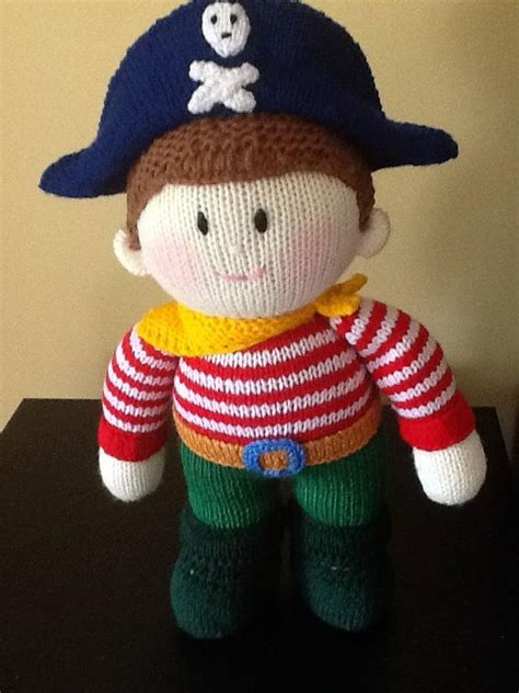 knitting pattern for a pirate doll 17 best images about pirates on pinterest skull and