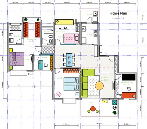 make your home blueprints