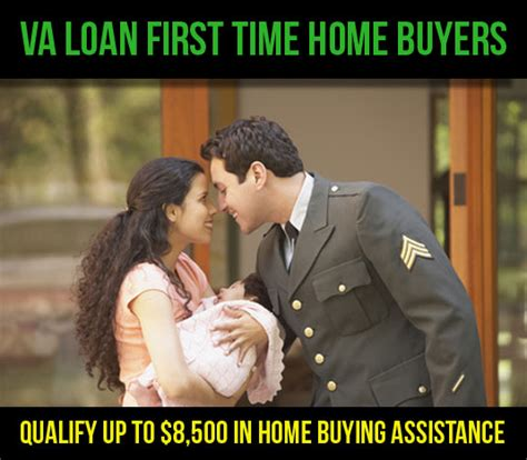 va time home buying assistance va loan lending