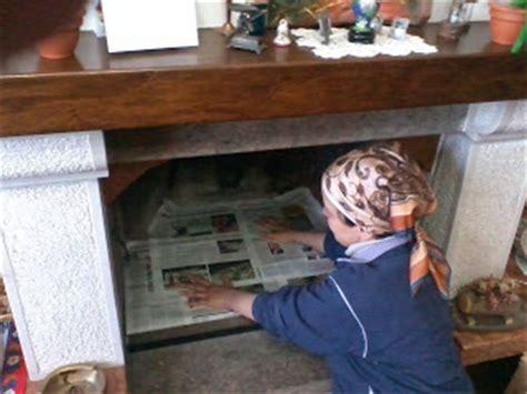 Come Chiudere Un Caminetto by Pulin Di Nonna Gemma Come Creare Un Presepe Nel Caminetto