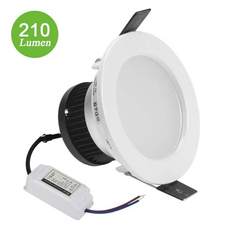 3 Led Recessed Lighting by 4w 3 Inch Led Recessed Lights 30w Halogen Equiv Downlight