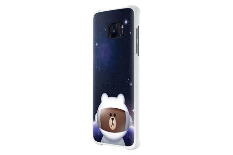 Harga Samsung S7 Edge Lung 盻壬 l豌ng x line friends cho samsung galaxy s7 edge 苣en