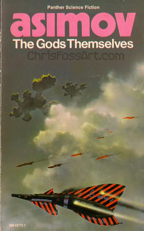there selves the gods themselves chris foss artist