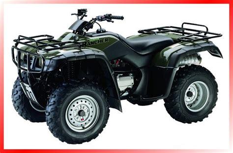 honda 4x4 rancher atv source manufacturers honda 2003 rancher 4x4