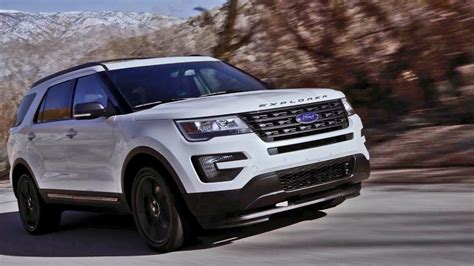 2020 Ford Explorer Xlt Sport Appearance Package by 2017 Ford Explorer Xlt Sport Appearance Package