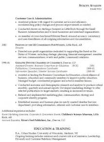 Leadership Resume Resume Exles Project Management And Team Leadership