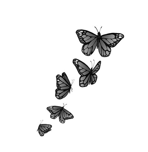 butterflies tattoo designs tattooshunt com