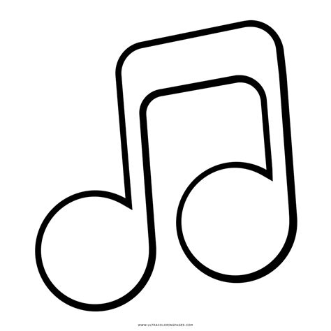 bordes para notitas colouring pages dibujo de notas musicales para colorear ultra coloring pages