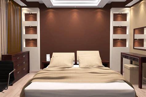 Schlafzimmer Ideen Wandgestaltung Braun by Wandgestaltung Schlafzimmer Ideen 40 Coole Wandfarben