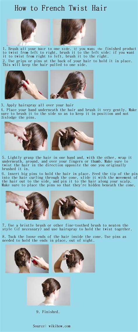 how to do french twist hairstyle how to french twist hair hairstyles how to